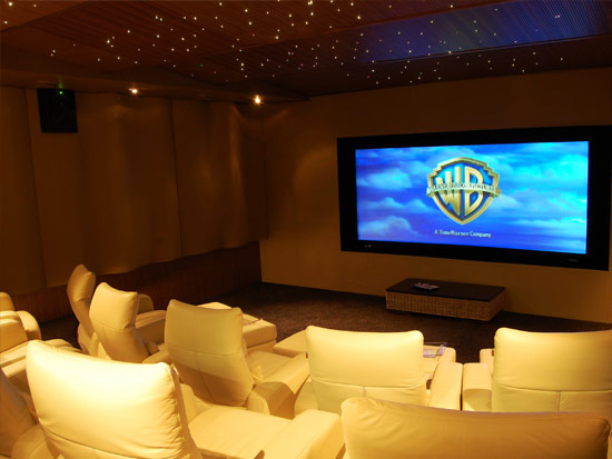 Acoustical Solutions For Home Theater : Acoustic solutions